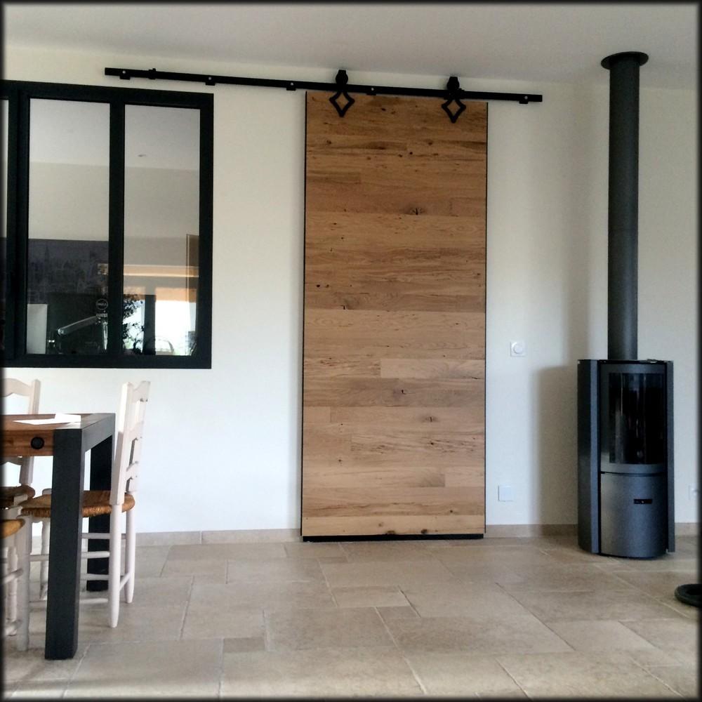 portes coulissantes bopalett. Black Bedroom Furniture Sets. Home Design Ideas